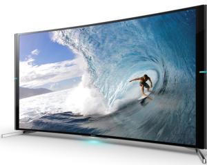 Sony: Lansam noul televizor BRAVIA cu ecran perfect curbat
