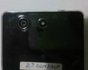 Ce specificatii va avea Sony Xperia Z3 Compact
