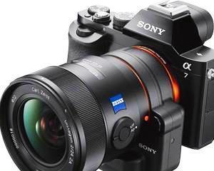Sony lanseaza primele camere mirrorless full frame
