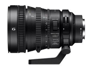 Sony lanseaza primul obiectiv zoom cu plaja larga pentru formatul de 35 mm