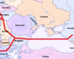 Lovitura pentru Rusia: Bulgaria opreste lucrarile la South Stream