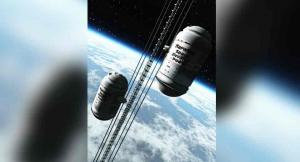 Un pas mai aproape de Ascensorul Spatial: chinezii au descoperit o fibra ultra-rezistenta