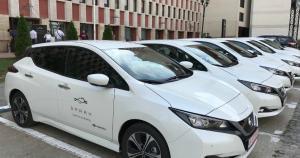A fost lansat primul serviciu de car-sharing cu masini electrice din Romania
