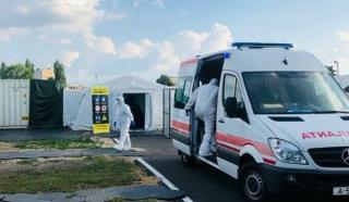 Sistemul medical modular de izolare si tratament din Timisoara si-a inceput activitatea