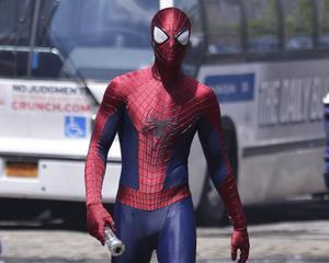 """The Amazing Spider-Man 2"", promovat pe AXN"