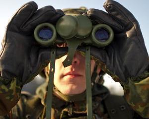 Merkel neaga ca Bundeswehr ar fi fost familiarizat cu spionajul americanilor