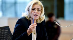 Corina Cretu: Desi Guvernul are bani gratis, nu a construit nici macar un spital regional dintre cele trei promise