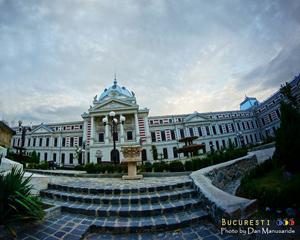 Bucuresti 555 - Complexul arhitectonic Coltea
