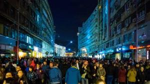 Incepe a patra editie a Spotlight - Bucharest International Light Festival