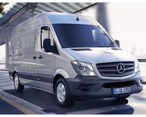 Mercedes-Benz lanseaza Noul Sprinter in Romania. Pret de pornire: 22.000 euro fara TVA