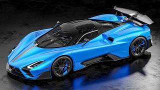 SSC Tuatara, cea mai rapida masina de serie din lume, este acum si mai rapida