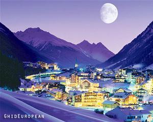 GhidEuropean: Schi in Austria 2014-2015