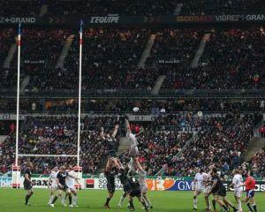 Rugby: Franta, victorie spectaculoasa in derby-ul primei etape a Turneului celor 6 Natiuni!