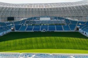 CNI construieste la Slatina un stadion nou cu 10.000 de locuri