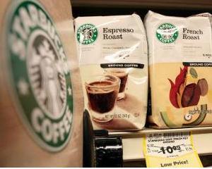 Starbucks, obligata sa le plateasca 2,76 miliarde dolari celor de la Kraft