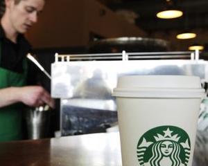 Starbucks va extinde vanzarile de alcool in SUA