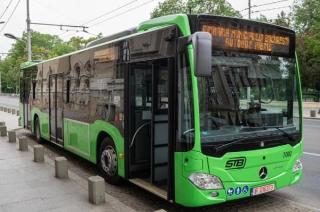 STB suspenda linia de tramvai 41 si introduce linia de autobuz 641