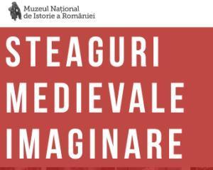 Expozitie la Muzeul de Istorie: Steaguri medievale imaginare