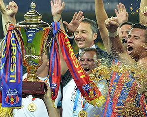 Ce inseamna brandul Steaua: Peste 40.000 de spectatori la un meci din preliminariile Ligii Campionilor