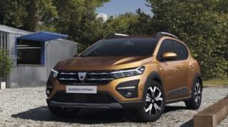 Renault a prezentat la Paris noile modele Logan, Sandero si Sandero  Stepway