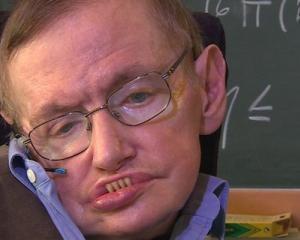 Stephen Hawking sustine sinuciderea asistata