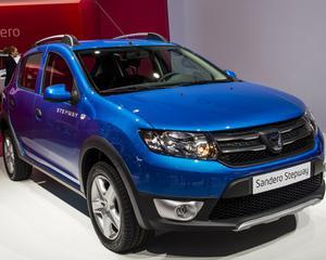 Dacia a construit 100.000 de unitati din noua gama Sandero si Stepway