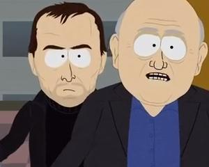 "Bill Gates il ""ucide"" pe Steve Ballmer intr-un episod din South Park"
