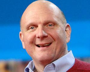 CEO-ul Microsoft, Steve Ballmer, si-a anuntat retragerea. Actiunile companiei au crescut cu 7,1%