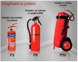 Obligatoriu in orice firma: minim o trusa sanitara de prim ajutor! Si stingatoare de incendiu!