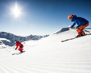 Schi in Austria (4): Stubaier Glacier/Stubaital