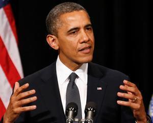 "SUA: Barack Obama nu vrea sa renunte cu niciun chip la strategia ""totul sau nimic"""