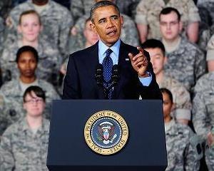 """Obama ii reaminteste Coreei de Nord de """"puterea militara"""" a Americii"""