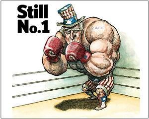 Cat timp va mai dura suprematia mondiala a americanilor?