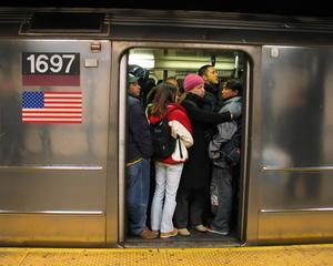 Metroul new-yorkez, 637 de specii de microbi pe 960 de kilometri