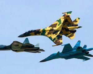 Rusia: Nu am violat spatiul aerian al Ucrainei. Pentagonul face declaratii populiste