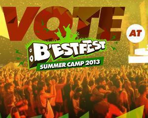 B'ESTFEST Summer Camp - a patra nominalizare la UK Festival Awards