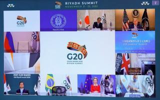 Liderii G20 promit sa furnizeze vaccin tarilor nevoiase si sa sprijine economiile