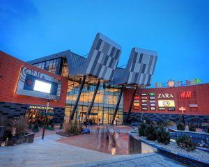 Incep lucrarile de reconfigurare si extindere a centrului comercial Sun Plaza
