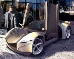 Un supercar pe care il asamblezi singur va fi lansat anul viitor in cadrul Salonului Auto de la Montreal