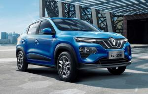 SUV-ul electric Renault K-ZE va fi vandut pe piata europeana sub sigla Dacia