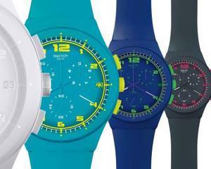 CEO-ul Swatch: Vom lansa un ceas inteligent in 2015, denumit Swatch Touch