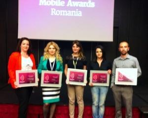 Syscom Digital, cea mai premiata agentie la Mobile Awards Romania 2013