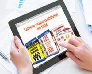 Tableta Specialistului SSM: 3 instrumente de lucru pentru profesionisti