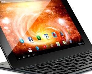GoClever lanseaza tableta ORION 102, cu tastatura wireless si carcasa de aluminiu