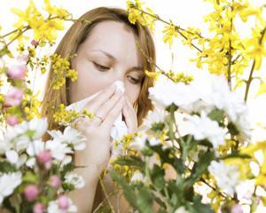 Tabloul alergiilor de primavara si noua medicina germanica