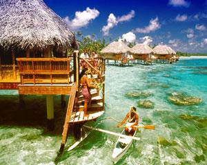 10 destinatii exotice in Pacificul de sud: Tahiti