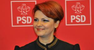 Lia Olguta Vasilescu anunta taieri de salarii. Secretarul general al PNL cere demiterea ministrului Muncii