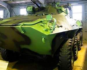 Rusia construieste arma viitorului: Transportorul blindat cu motor electric, condus de la distanta