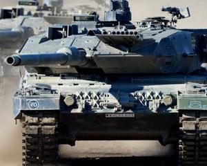 Mita in Grecia pentru achizitionarea de tancuri germane
