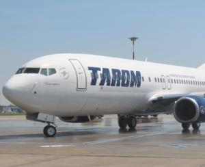 Tarom a primit prima aeronava Boeing 737-800 NG